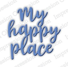Impression Obsession - Die - My Happy Place