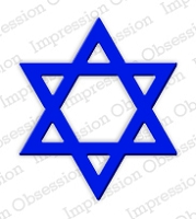 Impression Obsession - Die - Star of David