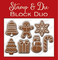 Cutting Dies w/ Matching Stamp sets
