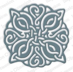 Impression Obsession - Die - Celtic Knot