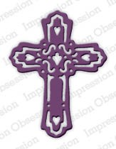 Impression Obsession - Die - Pretty Cross 2