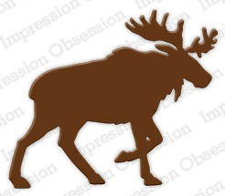 Impression Obsession - Die - Moose