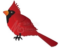 In The Making - Dee's Distinctively Die - Cardinal Left