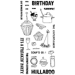 Inkadinkado Clear Stamps - Socialize