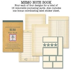 Memo Note Books