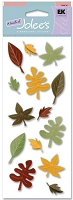 EK Success Jolee's boutique - Dimensional Stickers - Fall Leaves