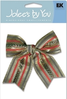 EK Success Jolee's Boutique - Dimensional Embellishments - Holiday Bow