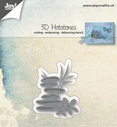 Joy Crafts - Cutting Die - 3D Hotstones