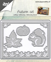 Joy Crafts - Cutting & Embossing Die - Autumn Set