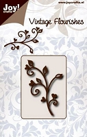 Joy Crafts - Cutting Die - Vintage Flourishes - Swirl Twigs