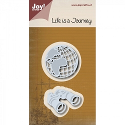 Joy Crafts - Cutting Die - Noor! Life is a Journey