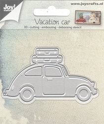 Joy Crafts - Cutting & Embossing Die - 3D Vacation Car