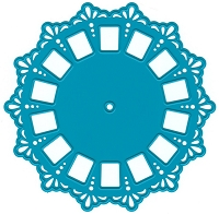 Joy Crafts - Noor Cutting & Embossing Die - Viewmaster