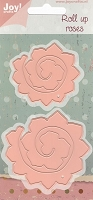 Joy Crafts - Cutting Die - Roll-Up Roses