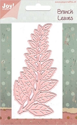 Joy Crafts - Cutting Die - Noor! Fern Branch Leaves