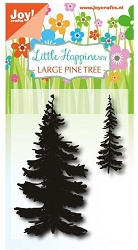 Joy Craft - Clear Stamp - Pine Trees