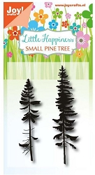 Joy Craft - Clear Stamp - Small Pine Trees