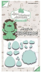 Joy Crafts - Cutting Die - Little Woodland Adventures Heather Hedgehog