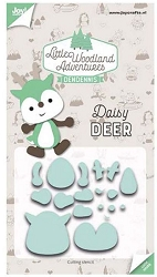 Joy Crafts - Cutting Die - Little Woodland Adventures Daisy Deer