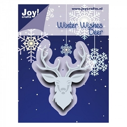 Joy Crafts - Cutting Die - Noor! Winter Wishes Deer