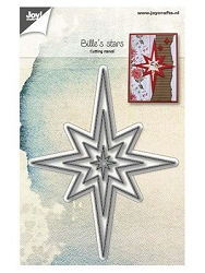 Joy Crafts - Cutting Die - Billie's Stars