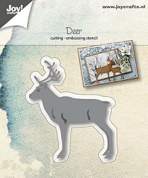 Joy Crafts - Cutting Die - Deer