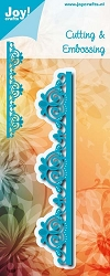 Joy Crafts - Cutting Die - Noor! Sophia Border