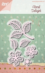 Joy Crafts - Cutting Die - Noor! Floral Delight
