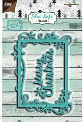 Joy Crafts - Cutting Die - Noor! Silent Night Frame