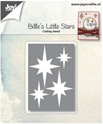 Joy Crafts - Cutting Die - Billie's Little Stars