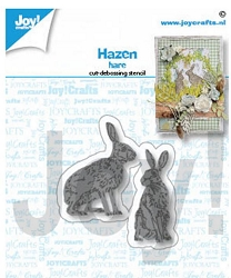 Joy Crafts - Cutting & Embossing Die - Hares