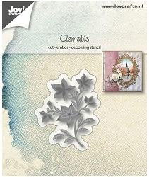 Joy Crafts - Cutting & Embossing Die - Clematis