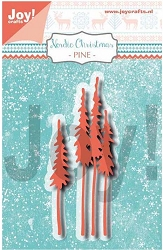 Joy Crafts - Cutting Die - Nordic Christmas Pines