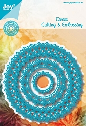 Joy Crafts - Cutting Die - Noor Esmee Doily