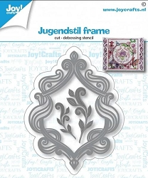 Joy Crafts - Cutting Die - Jugendstil Frame