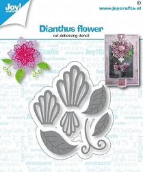 Joy Crafts - Cutting Die - Dianthus Flower