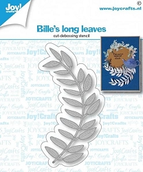 Joy Crafts - Cutting Die - Bille's Leaves Long