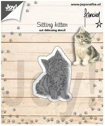 Joy Crafts - Cutting Die - Sitting Kitten