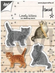 Joy Crafts - Cutting Die - Lovely Kittens