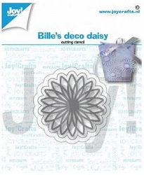 Joy Crafts - Cutting Die - Bille's Deco Daisy