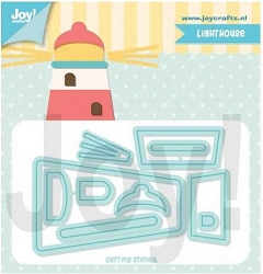 Joy Crafts - Cutting Die - Jocelijne Lighthouse