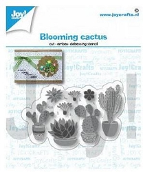 Joy Crafts - Cutting Die - Blooming Cactus