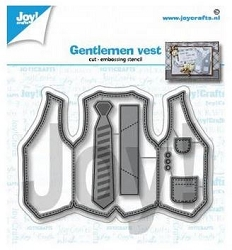 Joy Crafts - Cutting Die - Gentlemen Vest