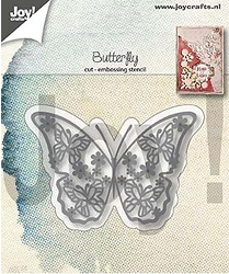 Joy Crafts - Cutting Die - Butterfly