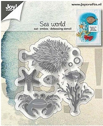 Joy Crafts - Cutting & Embossing Die - Sea World