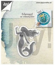 Joy Crafts - Cutting & Embossing Die - Mermaid