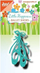 Joy Crafts - Cutting Die - Little Happiness Ballet Shoes