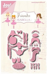 Joy Crafts - Cutting & Embossing Die - Friendz Isabella