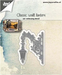 Joy Crafts - Cutting & Embossing Die - Wall Lantern