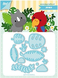 Joy Crafts - Cutting Die - Jocelijne Jungle